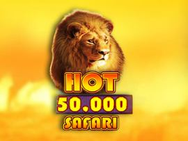 Hot Safari Scratchcard