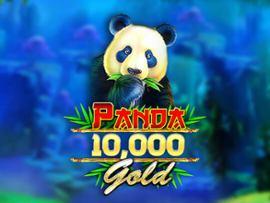 Panda Gold Scratchcard