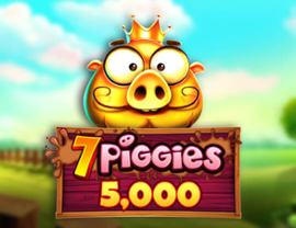 7 Piggies Scratchcard