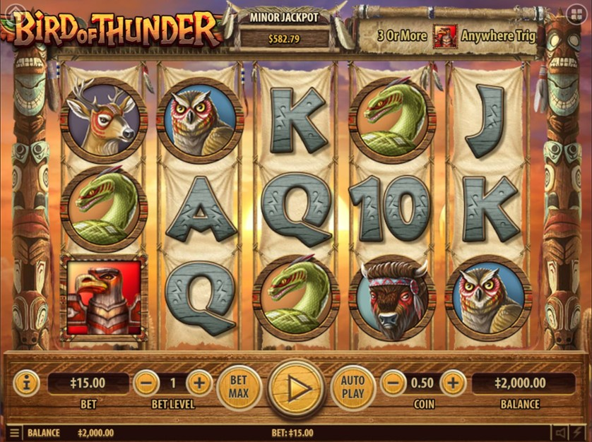Bird of Thunder Free Slots.jpg