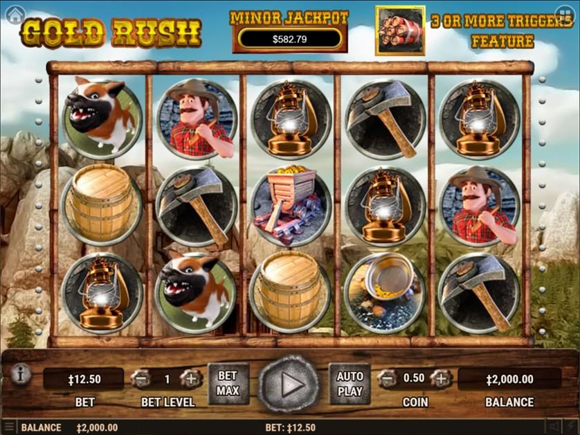 Lucky 7 slot machine