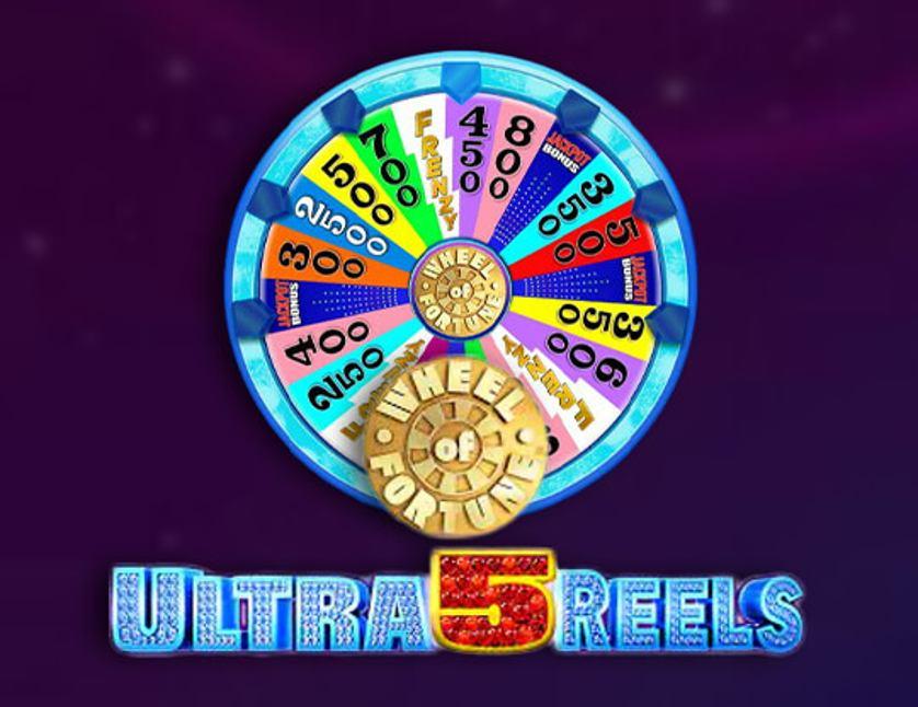 Wheel of Fortune Ultra 5 Reels