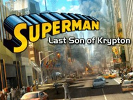 Superman Last Son of Krypton