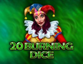 20 Burning Dice