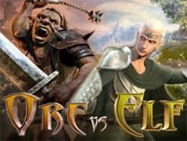 Orc Vs Elf - 3D