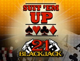 Suit 'Em Up Blackjack