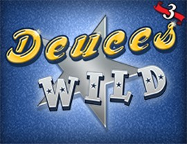 Deuces Wild - 3 Hands