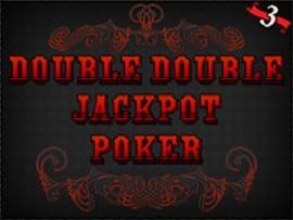 Double Double Jackpot Poker - 3 Hands