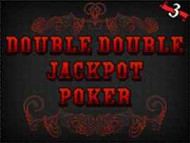 Double Double Jackpot Poker - 3 Hands