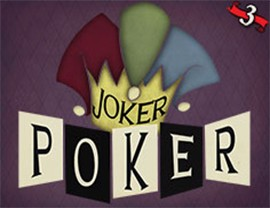 Joker Poker - 3 Hands