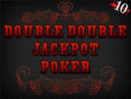 Double Double Jackpot Poker - 10 Hands
