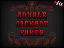 Double Jackpot Poker - 10 Hands