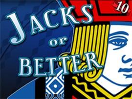 Jacks or Better - 10 Hands