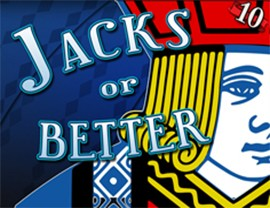 Jacks or Better - 10 Hands