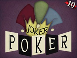 Joker Poker - 10 Hands