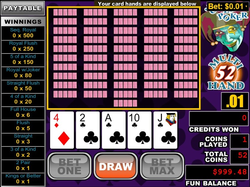 Joker Poker - 52 Hands.jpg