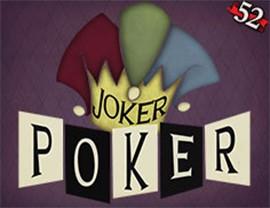 Joker Poker - 52 Hands