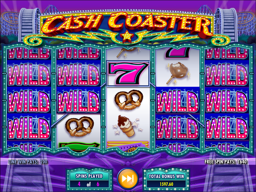Free Spins Wilds Win