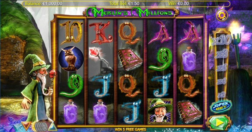 Spiele MerlinS Millions Superbet HQ - Video Slots Online