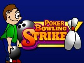 Poker Bowling Strike