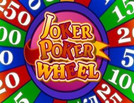 Joker Wheel Bonus