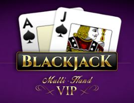 Blackjack Multihand VIP