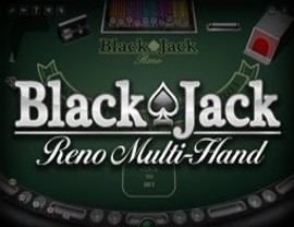 Blackjack Reno