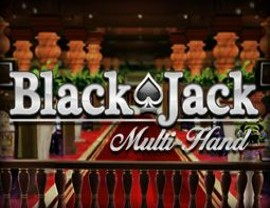 Blackjack Multihand 3D