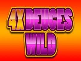 4x Deuce Wild