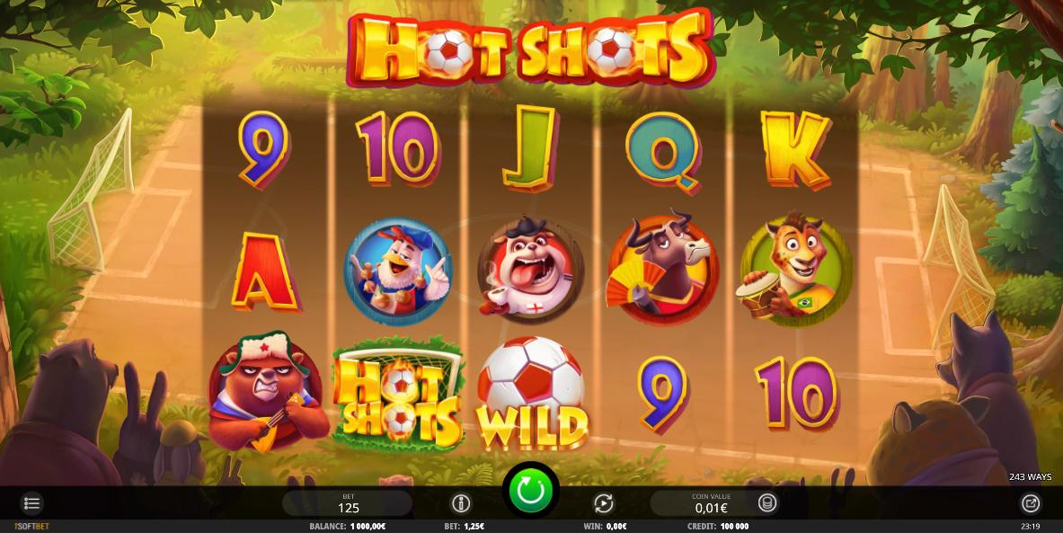 Hot Shot Symbols