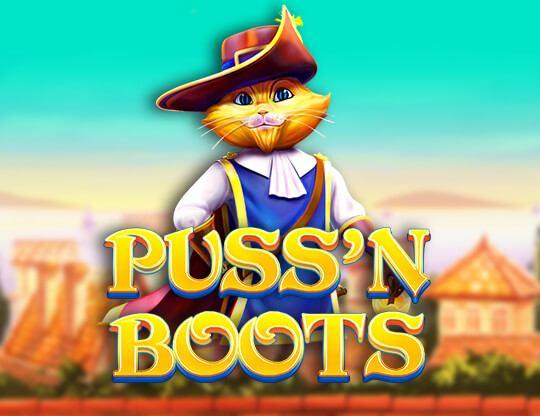 Puss'n Boots gratisspel i demoläge