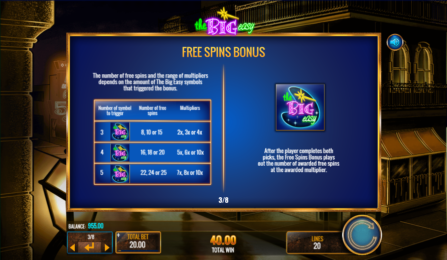 Free Spins Multipliers