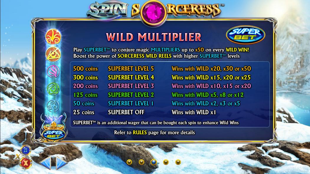 Wilds Multiplier