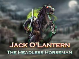 Jack O'Latern vs The Headless Horseman