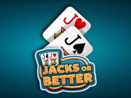 Jacks or Better (Red Rake Gaming)