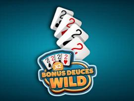 Bonus Deuces Wild (Red Rake Gaming)