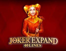 Joker Expand: 40 Lines