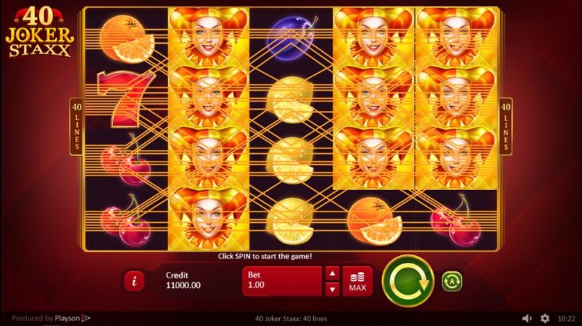 Spielen Sie Fruits & Clovers: 20 Lines kostenlos im Demo Mode von Playson