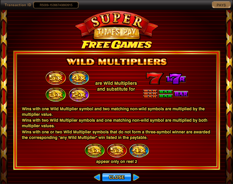 Wild Multipliers