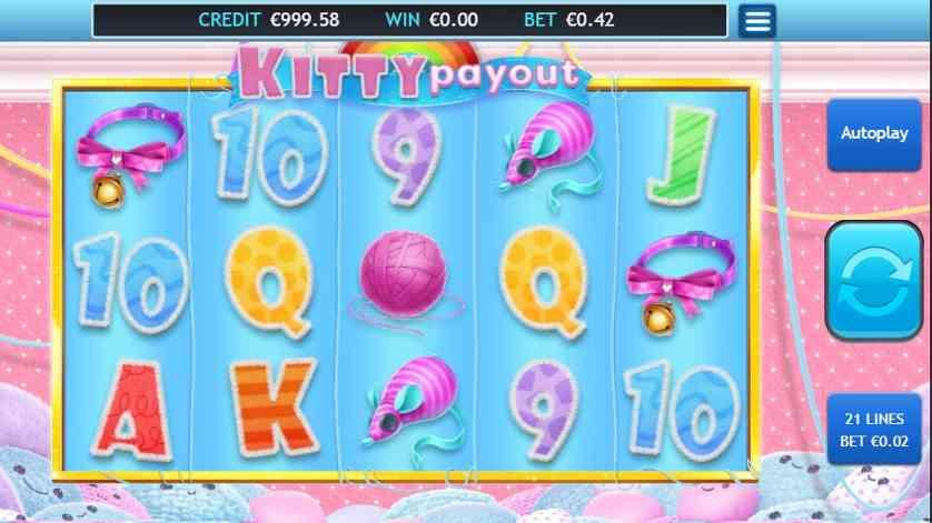 Kitty Payout Slot Machine