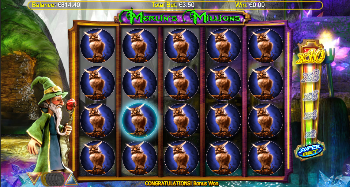 Owl bonus feature