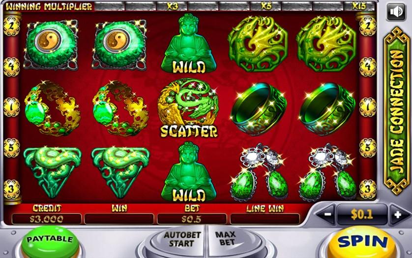 Spielen Sie Jade Connection Kostenlos Im Demo Mode Von Spinomenal