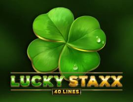 Lucky Staxx: 40 lines