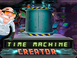 Time Machine Creator