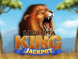 Savanna King - Jackpot
