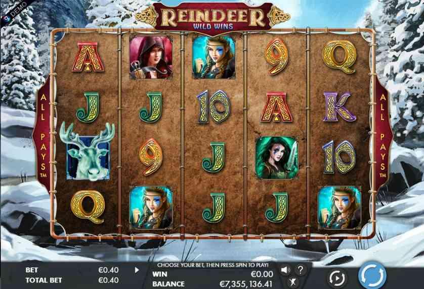 Spielen Sie SuperWilds kostenlos im Demo Mode von Genesis Gaming