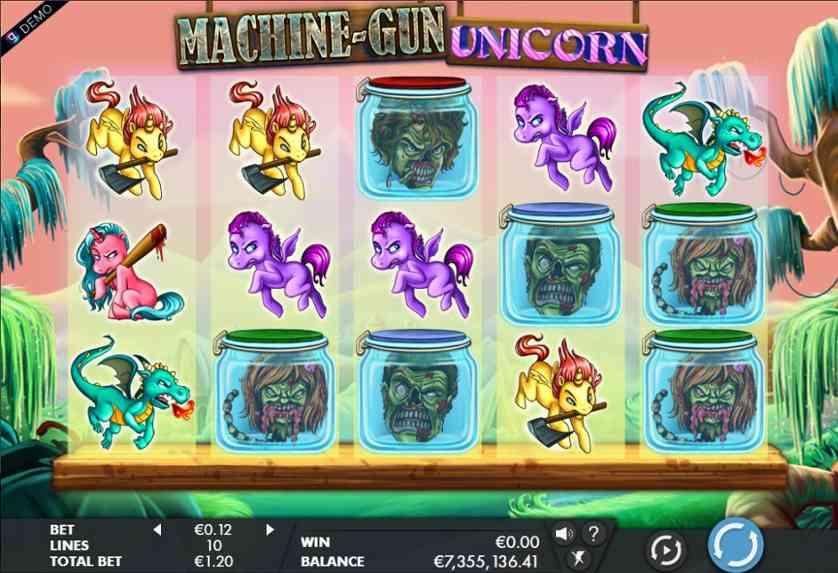 spielen machine-gun unicorn slot freispiele