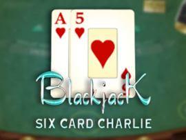 6 Card Charlie BJ (Espresso)