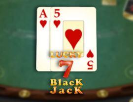 Lucky 7 Blackjack (Espresso)