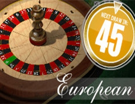 Global Roulette 45 (Espresso)